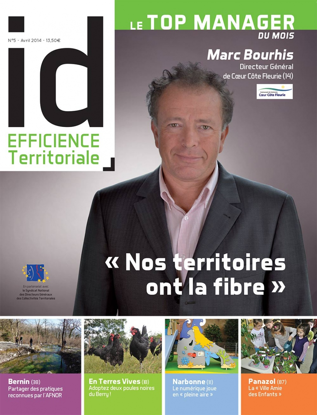 Magazine Id Territoriale #5 avril 2014