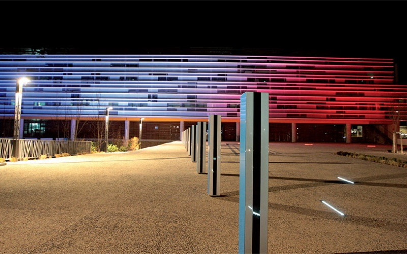LED : une ville à la pointe