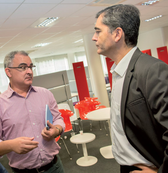 Sophia-Antipolis couve ses start-up