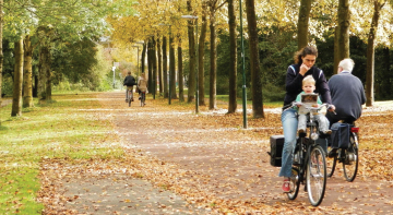 Houten, le «village» cyclable
