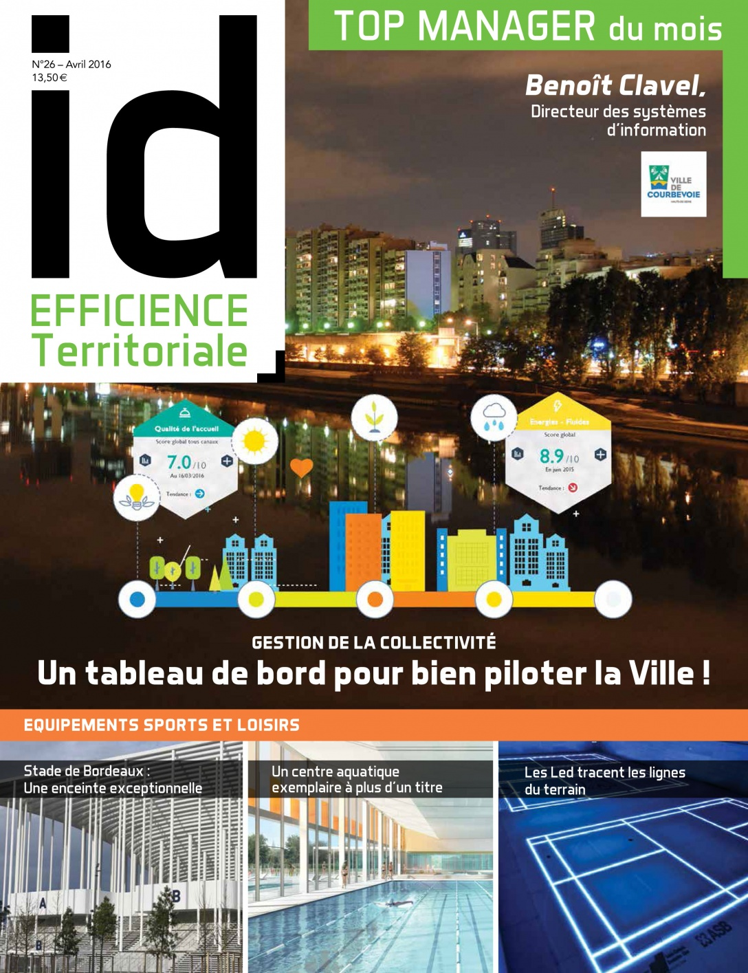 Magazine Id Territoriale #26 avril 2016
