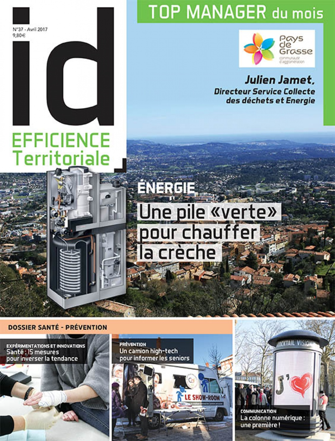 Magazine Id Territoriale #37 avril 2017