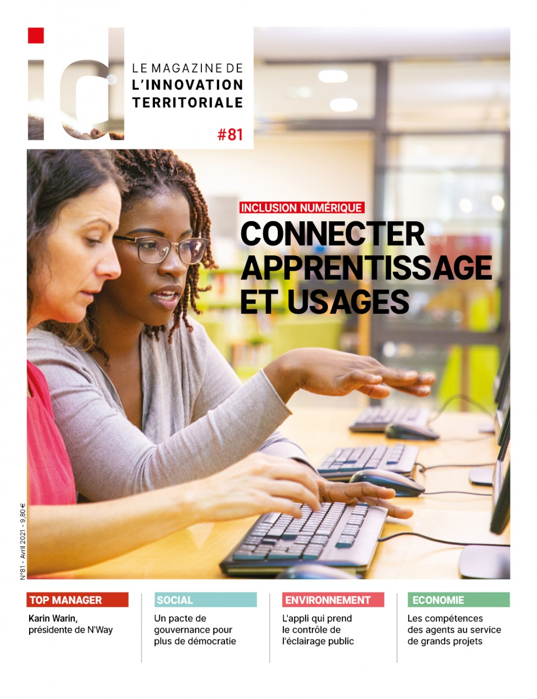 Magazine Id Territoriale #81 avril 2021